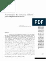 BARBUY - A conformacão , dos ecomuseus .pdf