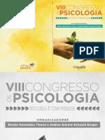 Art. Anais Viii Congresso de Psicologia