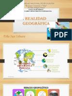 Realidad Geografica