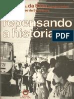 Livro repensando a história