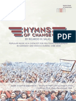 Hymns of Change - A Thesis on Mainstream Music and Its Effects on the Youth's Political Engagement