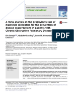 A meta-analysis on the prophylactic use of macrolide antibiotics for the prevention of disease exacerbations in patients with Chronic Obstructive Pulmonary Disease .pdf