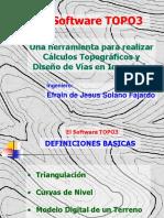 El Software TOPO3, una herramienta para realizar.ppt