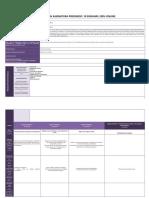 Planificación Curso Pregrado 10 Semanas 100%Online (Observacion y Dibujo)