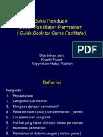 Buku Panduan  Permainan