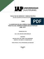 modelo de tesis uap