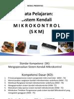 Ppt.mata.Pelajaran.sistem.kendali.mikrokontroler