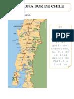 Zona Sur de Chile