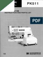 Partslist Siruba PK511.Pdf