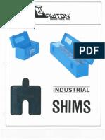 Shim Brochure
