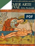 El primer arte medieval-John Beckwith