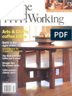Revista Fine WoodWorking, Vol. 215, Año 2010