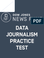 2018 Data Journalism Test Answer Key