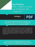 Caso Practico -Estrategias de Negocios Kellogg´s-