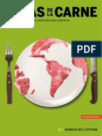 Fundación Heinrich Böll. Atlas de La Carne