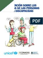 Convención Internacional Discapacidad
