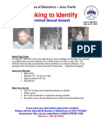 Wrigley Field Sexual Assault Suspect Images