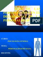Clase Modelo 2014 Personalida