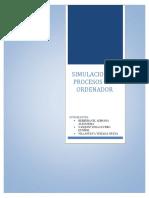 Simulacion de Procesos en Ordenador