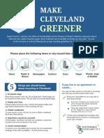 Make Cleveland Greener