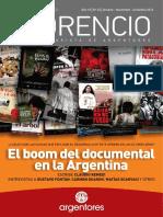 Revista Argentores-Dossier Documental