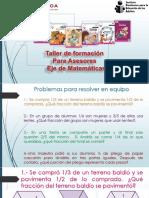 Matematicas Fracciones Multiplicación