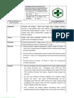 1.2.5.1 Sop Koordinasi Dan Integrasi Penyelenggaraan Progran Dan Pekayanan Ok