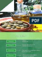 Diapositivas Grasas y Aceites