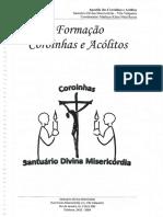 apostila católica COROINHAS