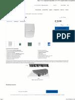 Czujka SWAN QUAD • 4 Elementowy Sensor PIR