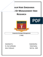 CSM Assignment