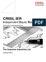 CRISIL Equity Research Detailed Report