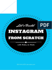 Let's Build Instagram With Ruby on Rails - Free Edition