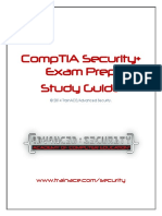 Security Plus Study Guide