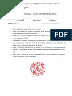 Examenes RRHH Vargas