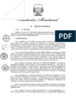 RM-266-2018-VIVIENDA TECHO PROPIO CONVOCATORIA