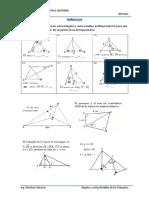 Deber Congruencia de Triángulos