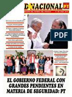 Unidad Nacional  31 Julio 2018