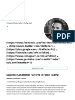 Leitura 3 - Japanese Candlestick Patterns - Forex Trading Tutorial » Learn to Trade