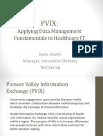 Data Mgmt Fundamentals- PVIX