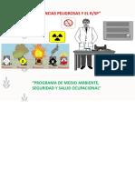 Modulo XII - Sustancias Peligrosas y El R-RS