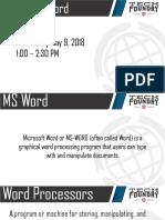 MS Word PPT.pptx