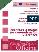 3. La Organización de Los Archivos de Oficina