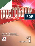 Interchange 4th Book 1-WB