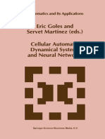 [Mathematics and Its Applications 282] François Blanchard (auth.), Eric Goles, Servet Martínez (eds.) - Cellular Automata, Dynamical Systems and Neural Networks (1994, Springer Netherlands).pdf