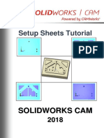 Setup Sheets Tutorial