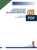 101_SECRETOS de Las Presentaciones Eficaces