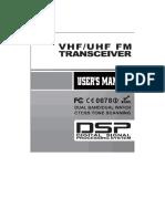 Manual Baofeng UV5R
