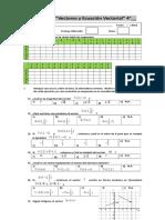 Prueba de Vectores y Ecuación Vectorial