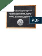 Unicio Leccion Proyectivas Imagen